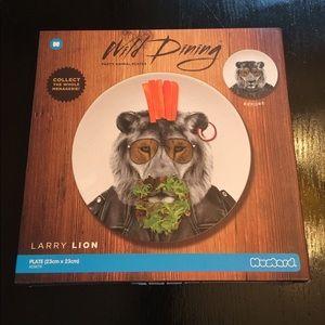 Wild Dining plate